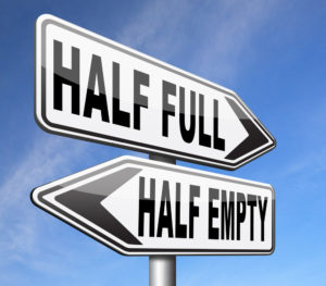 half full - half empty - Enlightened Project Management