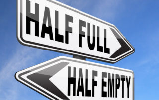 half full - half empty - Enlightened Project Management