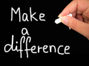 make a difference - Enlightened Project Management