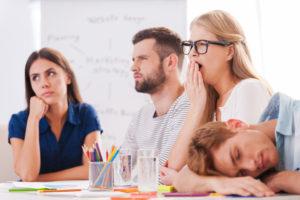 unproductive meetings - Enlightened Project Management
